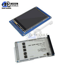 "3.2"" Mega TFT LCD Shield Expansion Board with Touch Panel SD Card for Arduino"