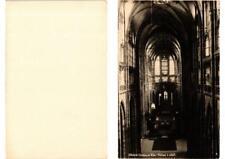 CPM Praha Chram sv. Vita-Pohlad k oltari CZECHOSLOVAKIA (618915)