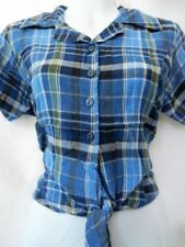 Short Sleeve Cap Sleeve Blouses for Women