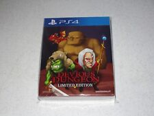Devious Dungeon Limited Edition Sony PlayStation 4 Sealed Import 1000 Copies