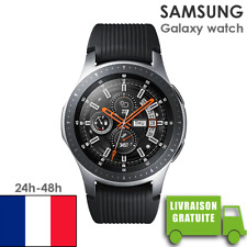 SAMSUNG GALAXY WATCH 46mm SILVER LTE / 4G (SM-R805F) eSIM UNLOCKED SMARTWATCH