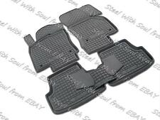 Fully Tailored Rubber / Car Floor Mats Carpet for SEAT LEON (5 doors) 2012—2018