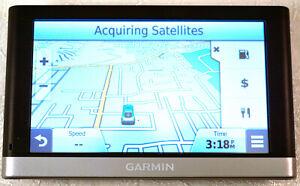 "Garmin nüvi 2557LM 5"" Automotive Mountable GPS w/ OEM Mount Charger Latest Maps"