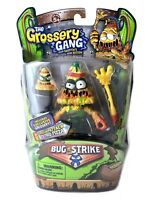 Special Attack Putrid Pizza The Grossery Gang S4 Bug Strike Action Figure New