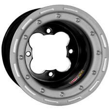 """DWT Ultimate G2 Rear Dual Beadlock Wheel 9"""" 9x9 4+5 4/110 Honda TRX450R TRX 450R"""