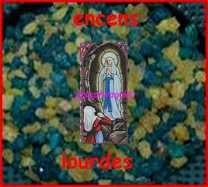 Lourde  - encens en grains - protection - magie blanche - voyance - amour