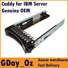 "2.5"" IBM Server HDD Caddy x3650 M3 7945 x3750 M4 x3690 X5 x3850 X5 x3950 X5"