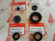 Honda XL 250 350 K Moteur Motor Oil Seal Set 6 Piece Genuine NEW