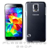 Funda Carcasa Transparente Ultrafina Dura Para Samsung Galaxy S5 I9600 G900/F