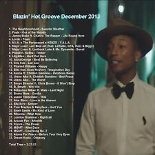 Promo Video Compilation, Blazin Hot Groove December 2013 R&B Dance! ONLY on Ebay