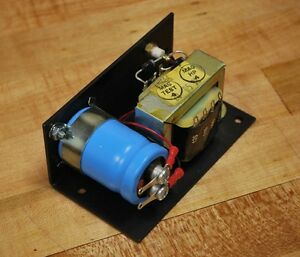 Elpac BFS1524, Power Supply Input 105/115/125Vac, Output 25.1V .6a - NEW