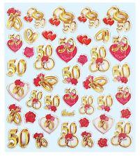 Hobby - Design - Sticker *Jubiläum - 50* 3452340 NEU