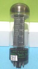 Sylvania 5U4 GB Vacuum Tube  Tested Good On Calibrated Hickok
