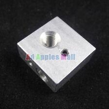 3D Drucker Extruder Druckkopf Aluminium Block für Prusa Mendel RepRap MK7/ MK8