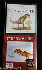 Livre Tyrannosaure - Et Autres Dinosaures Bipèdes Carnivores D'amérique Du Nord