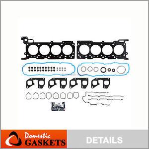 Head Gasket Set Fits Ford F-150 F-250 Super Duty V8 6.2L SOHC 16v VIN 6