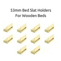 Coppia Roll out 53/ mm Gomma Bed Slat Holders Strisce