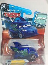 2009 Disney Pixar Cars: DJ WITH CHROME / METALLIC FINISH (CHASE) Ransburg (#115)