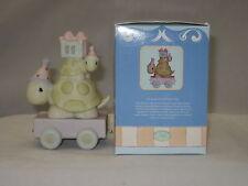 Precious Moments * Birthday Train Age 11 (Porcelain) 142031 NIB