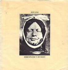 "MECANO – Robespierre's Re-Marx (1981 SINGLE 7"" DUTCH MINIMAL COLD WAVE)"