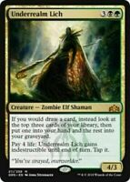 MtG x1 Underrealm Lich Guilds of Ravnica - Magic the Gathering Card