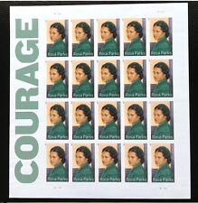 US Forever Stamps 2013 Rosa Parks sheet of 20 MNH CV:$20