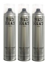 Tigi Bed Head Hard Head Hair Spray 10.6 Oz Pack of Three