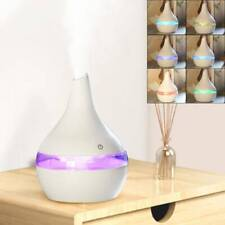 Essential Oil Aroma Diffuser Ultrasonic Mist Purifier 7 Color LED Air Humidifier
