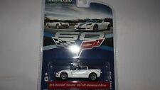 Greenlight 1:64 L.E.MOULAGE sous pression 2013 Chevrolet Corvette Z06 60th