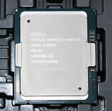 Intel Xeon E7-8880v3 18-Core 2.30GHz 45Mb 9.6GT/s LGA2011 CPU - SR21X