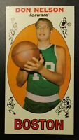 VINTAGE 1969 Topps Basketball - Don Nelson #82 Rookie Card (HOF)