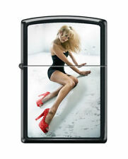 ZIPPO - Red Shoe Girl Collection - Series 4 - No 13 - New and Sealed