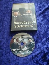 DVD.ROZPUSTENY A VYPUSTENY.DISSOLVED AND EFFUSED.CZECH REPUBLIC COMEDY.REG 2.DVD