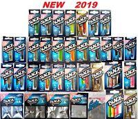 Fiiish Black Minnow Premium VMC Hook All Size,Fishimg Hooks,Worm Hook