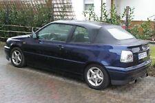 VW Golf 3, Cabrio
