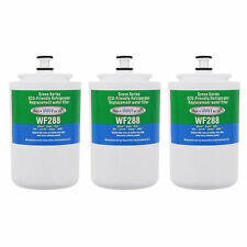 Fits Maytag MSD2756GES Refrigerator Water Filter by Aqua Fresh (3 Pack)