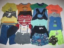Baby Boys 0-3M 3M Spring Summer Clothes Outfits Set Lot 0 3 Months FREE SHIPPING