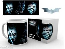 Tazza in ceramica Batman The Dark Knight Trio Mug 9 cm ufficiale GB Eye