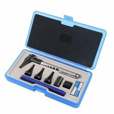 Pro Ophthalmoscope/Otoscope/stomatoscop Diagnostic w/ Led F/ Ear Eye Mouth Care