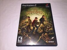 The Spiderwick Chronicles (Playstation PS2) Black Label Original Complete Exc!