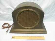 <>1927 Rca Model 100-A Early Radio Speaker -Working Nr<>