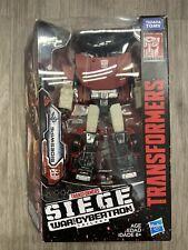 Transformers Siege SIDESWIPE WFC-S7 Deluxe War For Cybertron Hasbro Takara New