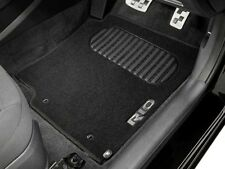 GENUINE KIA UB RIO HATCH SET OF TAILORED CARPET FLOOR MATS AK1W01001 2012-2016