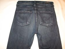 Citizens of Humanity Jeans Amber Mid Rise Bootcut Soft Dark Denim Sz 24
