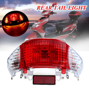 Motorcycle GY6 50cc Scooter Tail Light Assembly Chinese Tao Tao Sunny Moped