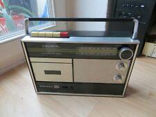 CROWN CRC-450FW RADIO Cassette RECORDER Japan 70er Kein RFT DDR nicht geprüft!!