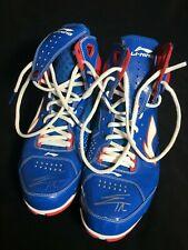 eb2293c23ea3 NBA Philadelphia 76ers Game Worn Li-Ning Shoes  12 Evan Turner Autograph WOW