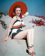 Jeanne Crain UNSIGNED photo - H7538 - GORGEOUS!!!!!