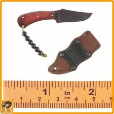 DEA SRT El Paso - Knife & Sheath - 1/6 Scale Damtoys Action Figures
