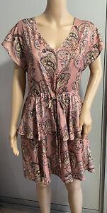 mink pink dress Size S 8/10